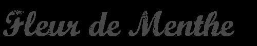 Blog Fleur de menthe
