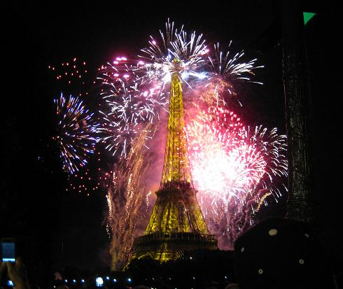 feu artifice paris