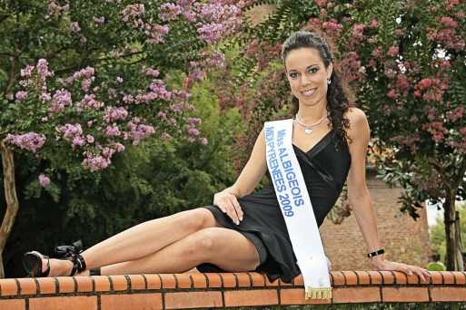 Photo de miss albigeois midi pyrenees