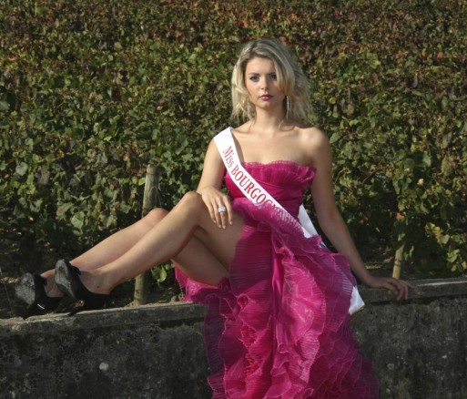 Photo de miss bourgogne