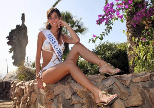 Photo de miss corse - celine nicolai