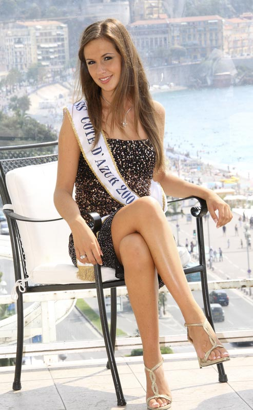 Photo de miss cote d'azur