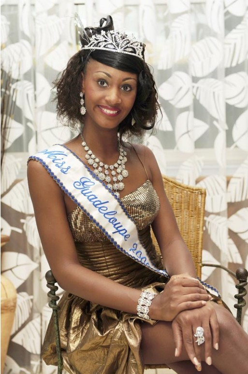 Photo de miss guadeloupe