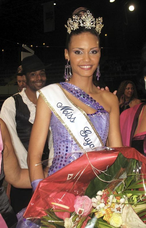 Photo miss guyane