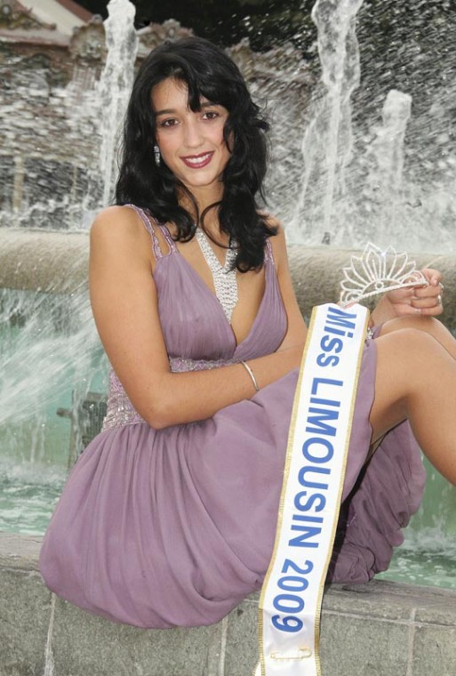 Photo de miss limousin