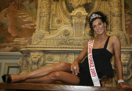 Photo de miss loire forez