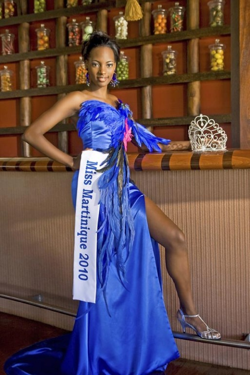 Photo de miss martinique