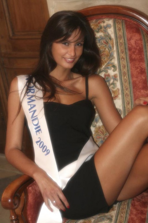 Photo de miss normandie