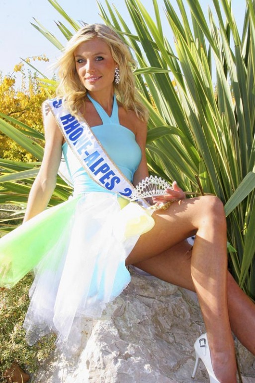 Photo de miss rhone-alpes