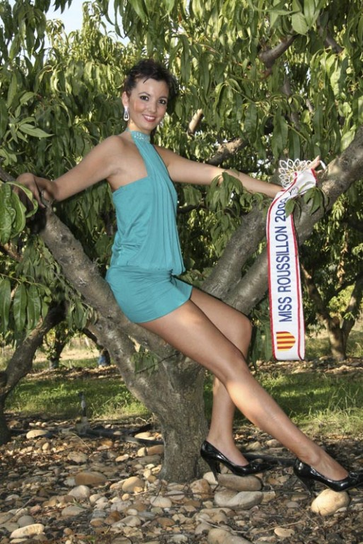 Photo de miss roussillon
