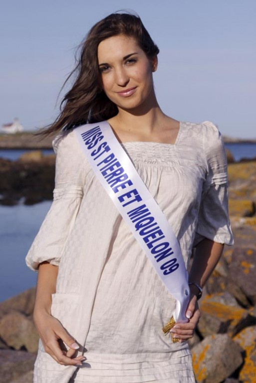 Photo de miss st-pierre-et-miquelon