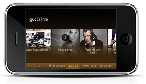gucci iphone