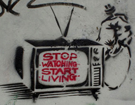 Désintoxiquez-vous de la télévision!