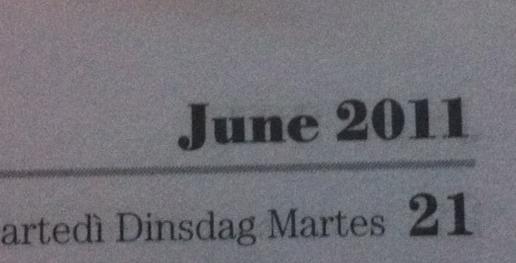 Au moins deux raisons de ne pas aimer le 21 Juin.