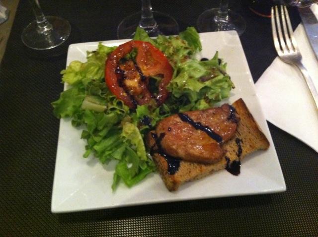Le Carré Des Saveurs : restaurant romantique à Paris