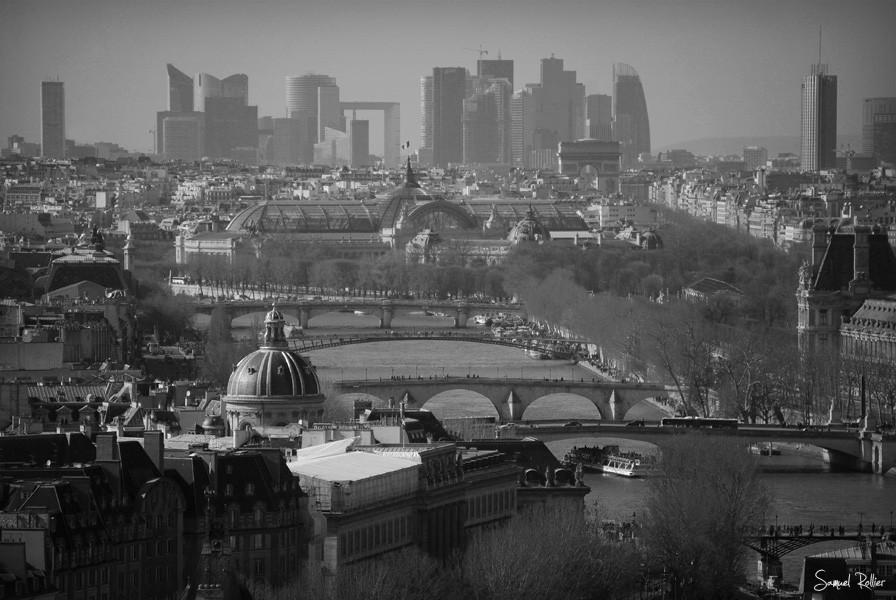 Lettre ouverte à Paris…