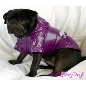 Blouson chien pluie