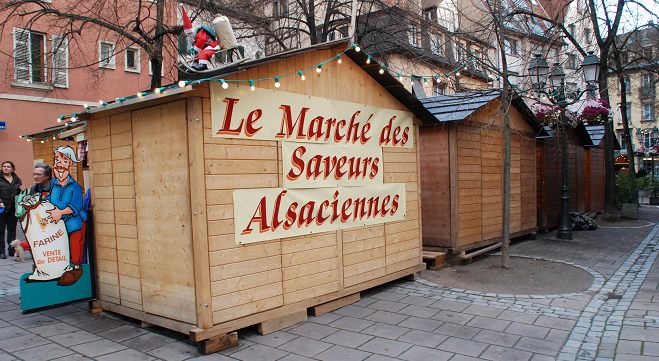 marche noel Alsace
