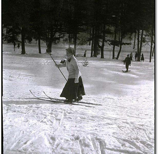 Guide de survie pour skieuse naïve