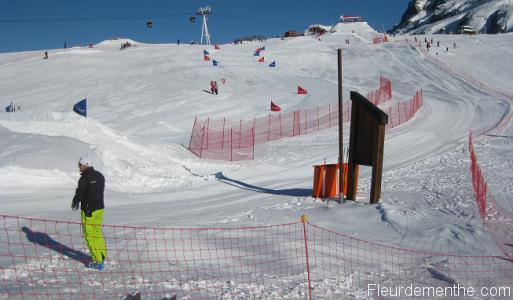 Skicross de l'Alpe d'huez