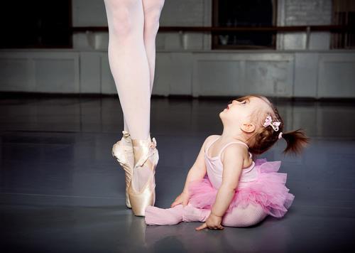 ballerine enfant