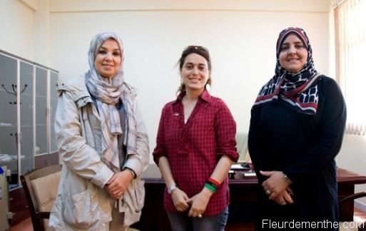 militantes libyennes