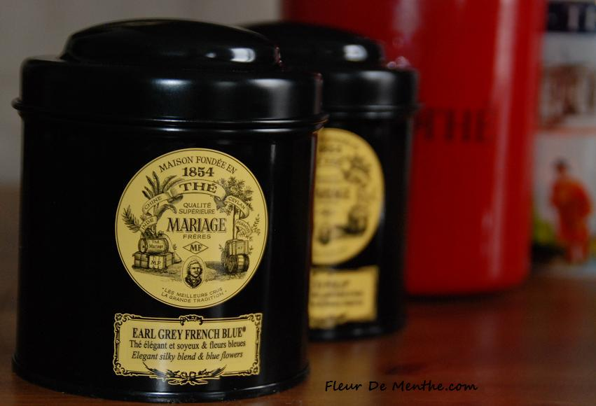 Mariages Frères : le paradis du thé