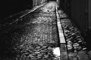 rue isolée