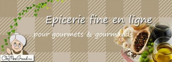 Chezmeregrand.com : produits gastronomiques en ligne