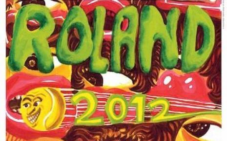 affiche-de-roland-garros-2012
