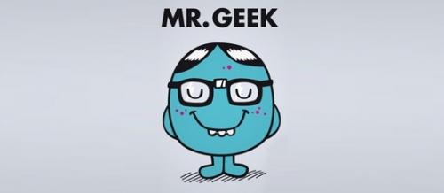 Un geek dans ma maison !