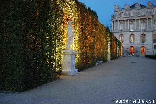 Statues des jardins