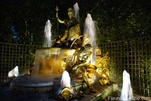Fontaine du bosquet de l'arc de triomphe