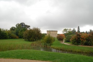 Petit Trianon vu de dernière