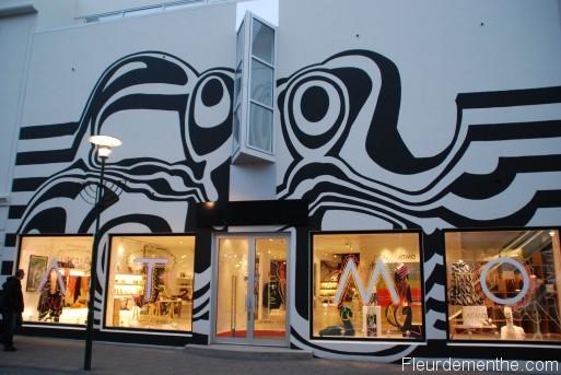 centre ville Reykjavik