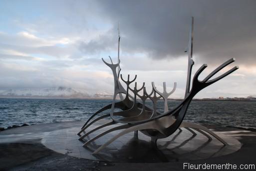 point de vue Reykjavik