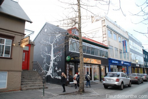 boston Reykjavik