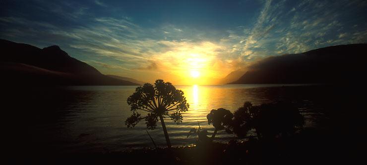 soleil de minuit norvège