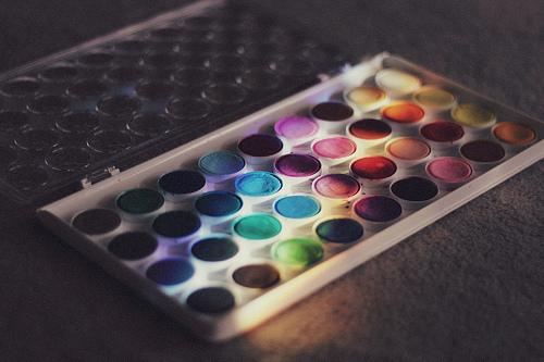 L'échappée colorée de la créativité