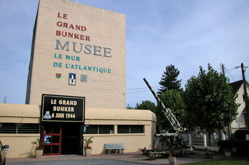 musee bunker ouistreham