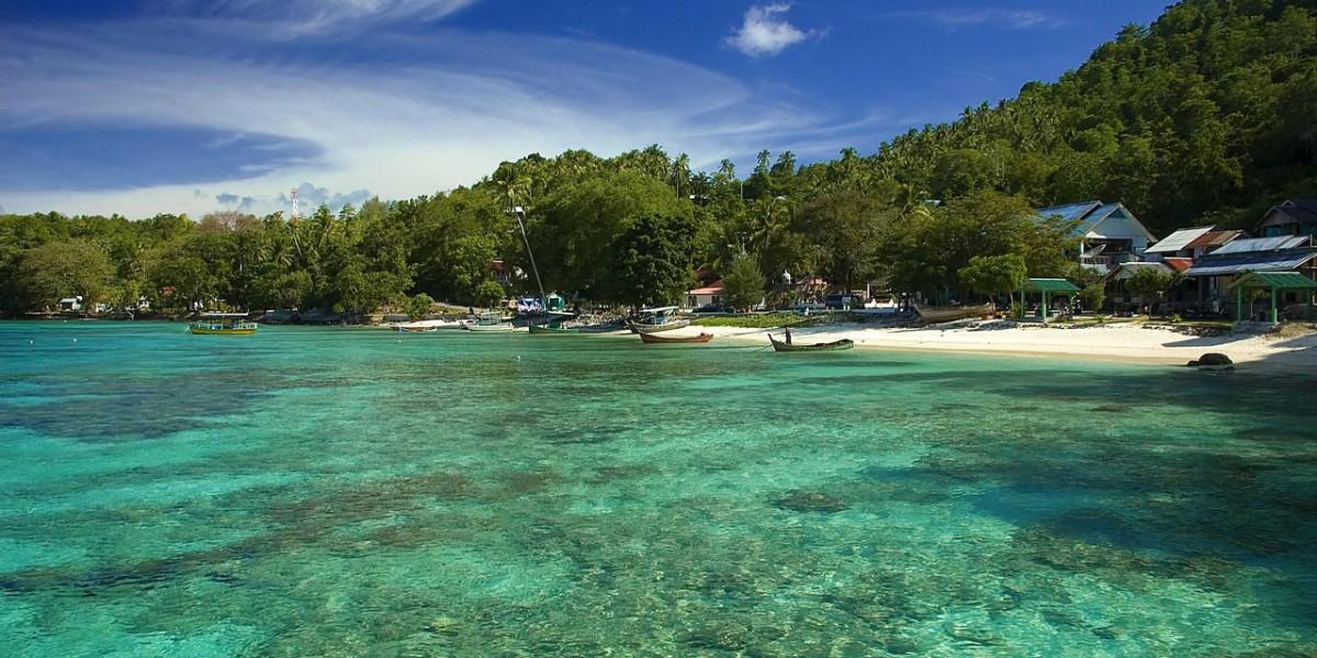 Les joyaux d'Indonésie