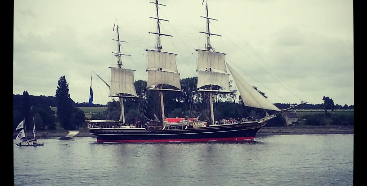 Le Grand défilé de l'Armada de Rouen