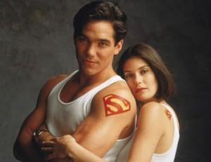 lois et clark dean cain superman