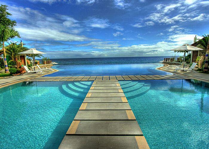 Infinity pool izmir