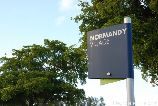 normandy village miami
