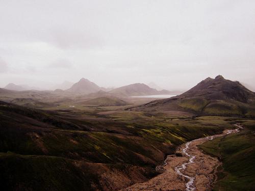Et parfois, on tombe amoureux d'une terre... (Islande)
