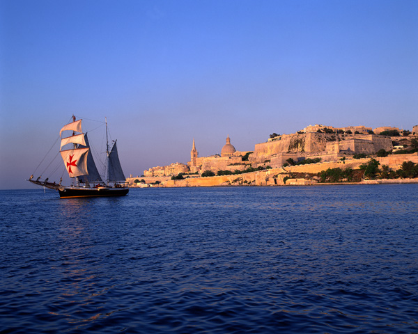 Vacances utiles à Malte pour remettre son anglais à niveau