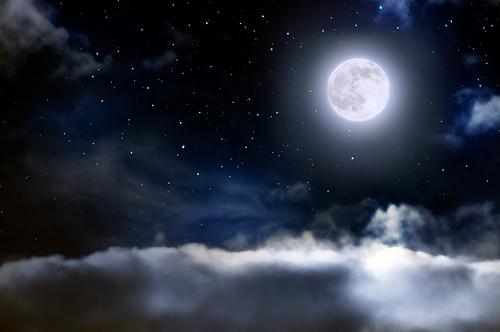 regarde la lune et les toiles fleur de menthe. Black Bedroom Furniture Sets. Home Design Ideas