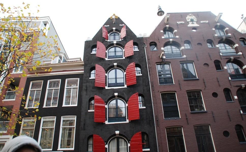 Week-end en amoureux à Amsterdam