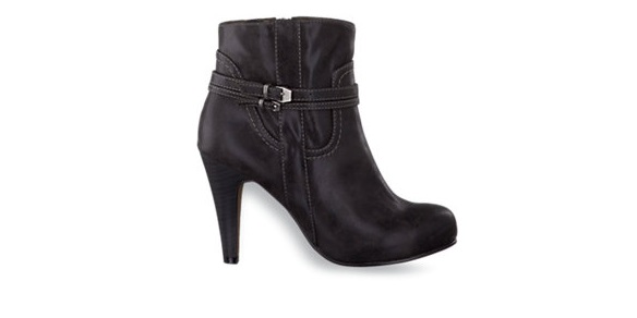 bottines talons hauts